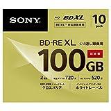 SONY ビデオ用ブルーレイディスク (10枚パック) 日本製 10BNE3VCPS2