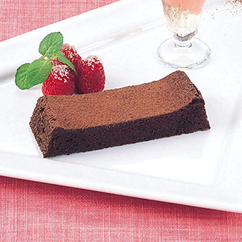 【業務用】テーブルマーク フリーカットケーキ ガトーショコラ 冷凍 385g
