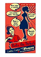 Talisman Designs 4002 Retro Cookie Cutter Bake The Perfect Super Woman [並行輸入品]