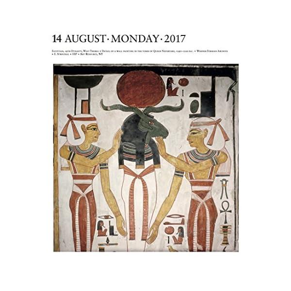 Art Gallery 2017 Calendarの紹介画像3