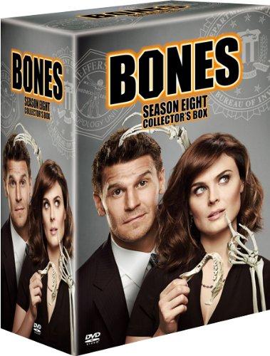 BONES ―骨は語る― シーズン8 [DVD]の詳細を見る