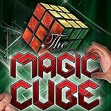【手品 マジック】Magic Cube/ギミックキューブ 新品多機能不思議キューブ 雑誌がキューブに変わる 1秒リセット 舞台マジック道具 手品道具