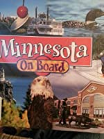 Minnesota on Board (A Real Estate Trading Game) Board Game by Help on Board