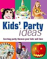 Kid's Party Idea's