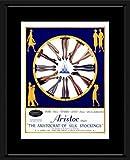 Aristoc Stockings - 1920 Framed Mini Poster - 48x38cm