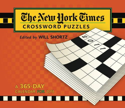 Download The New York Times Crossword Puzzles 2011 Calendar 0764952145