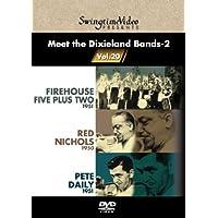 SwingtimeVideo Vol.20 Meet theDixieland Bands-2 [DVD]