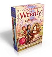 The Kingdom of Wrenly Collection (Includes four magical adventures and a map!): The Lost Stone; The Scarlet Dragon; Sea Monster!; The Witch's Curse