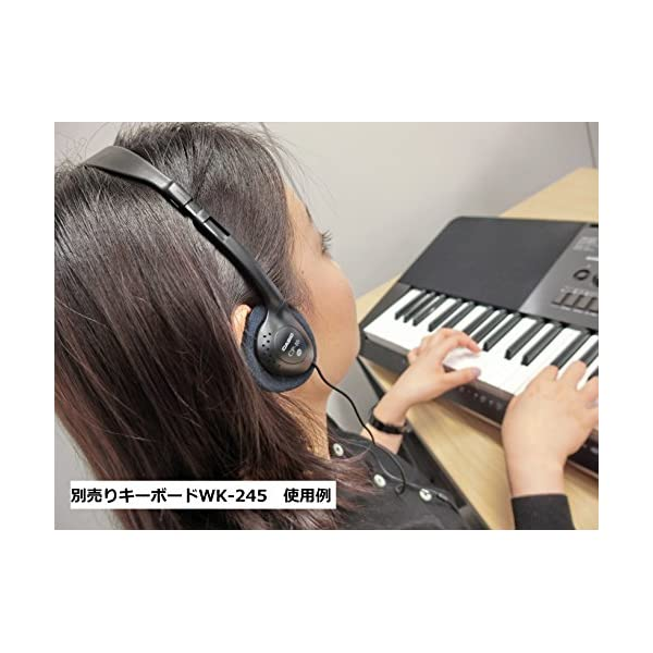 カシオ 電子キーボード・ピアノ用 ヘッドホン ...の紹介画像7