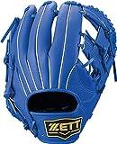 ZETT(ゼット) 野球 軟式 デュアルキャッチ グラブ (グローブ) 新軟式ボール対応 オールラウンド用 右投げ用 ロイヤルブルー(2500) BRGB34920