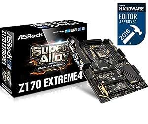 ASRock Intel Z170チップセット搭載 ATXマザーボード Z170 Extreme4
