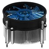 アイネックス LGA115x用 LED CPUクーラー トップフロータイプ CC-06B