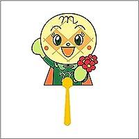 まんがキャラクターダイカットうちわ(10枚) メロンパンナちゃん 6985