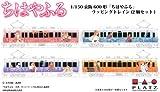 プラッツ 1/150 京阪600形 「ちはやふる」ラッピングトレイン プラスチックモデルキット KO-2