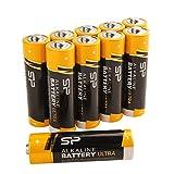 シリコンアルカリ乾電池パフォーマンス