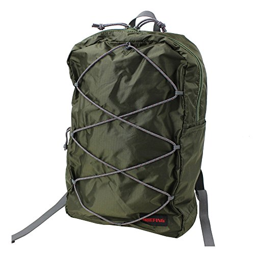 BRIEFING ブリーフィング リュック PACKABLE HIKER BACKPACK パッカブル リュックサック デイパック BRF428219 (オリーブD×フォリッジ)
