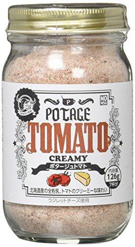 水牛食品 ポタージュ トマト 126g