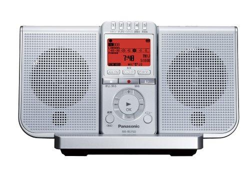 パナソニック ICレコーダー ホワイト RR-RS150-W