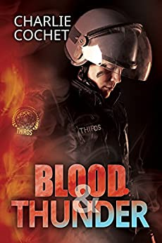 Blood & Thunder (Thirds Series Book 2) by [Cochet, Charlie]