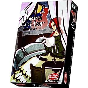 ラブレター (Love Letter) カードゲーム