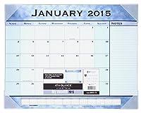 at a glance monthlyデスクカレンダー2015 22 x 17インチページサイズ