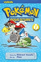 Pokémon Adventures (Red and Blue), Vol. 1 (1) (Pokemon)