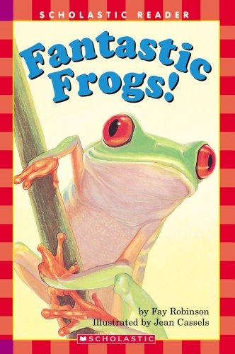Fantastic Frogs (HELLO READER LEVEL 2)の詳細を見る