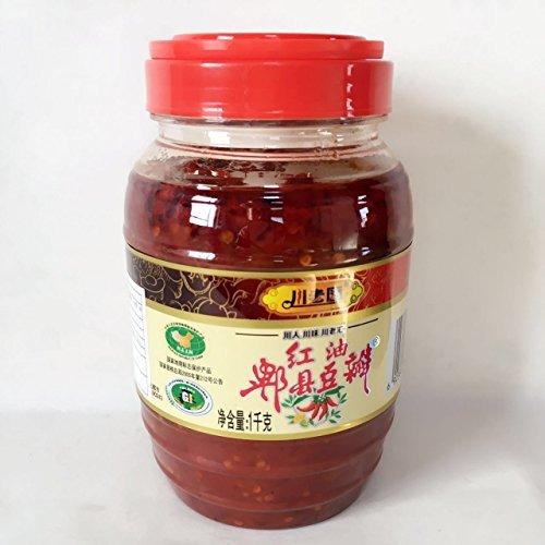 ??紅油豆板醤 トウバンジャン 豆瓣? 中華味噌 業務用 1kg