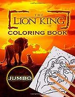 Lion King Coloring Book JUMBO Coloring Book: Super Fun Coloring Book For Kids