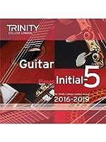 Trinity College London: Guitar CD - Initial-Grade 5 (2016-2019) / トリニティ・カレッジ・ロンドン: ギターCD - イニシャル - グレード5 (2016-2019)