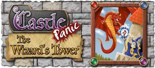 キャッスル・パニック - ウィザードの塔(Castle Panic - The Wizard's Tower) [並行輸入品]