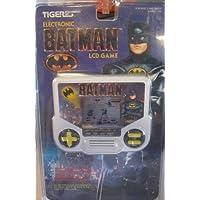 *VINTAGE ヴィンテージ* ELECTRONIC BATMAN バットマン LCD HANDHELD GAME ゲーム (1989) [並行輸入品]