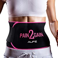 MIZOO-ALIFE シェイプアップベルト 発汗ダイエットベルト ダイエットベルト お腹引き締め 腹筋減量用 姿勢矯正 フィットネス 男女兼用
