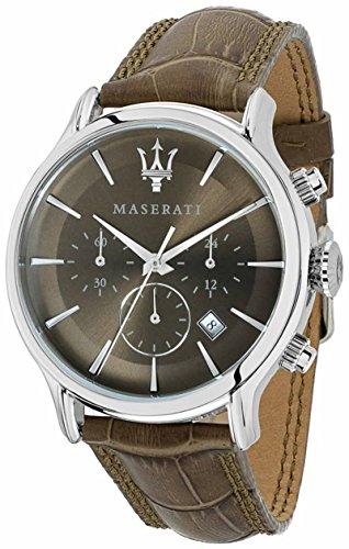 (マセラティ) Maserati 腕時計 EPOCA R8871618009 メンズ [並行輸入品]