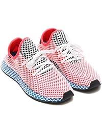 日本国内正規品 アディダス adidas オリジナルス ディーラプト ランナー [DEERUPT RUNNER] ソーラーレッド/ソーラーレッド/ブルーバード CQ2624