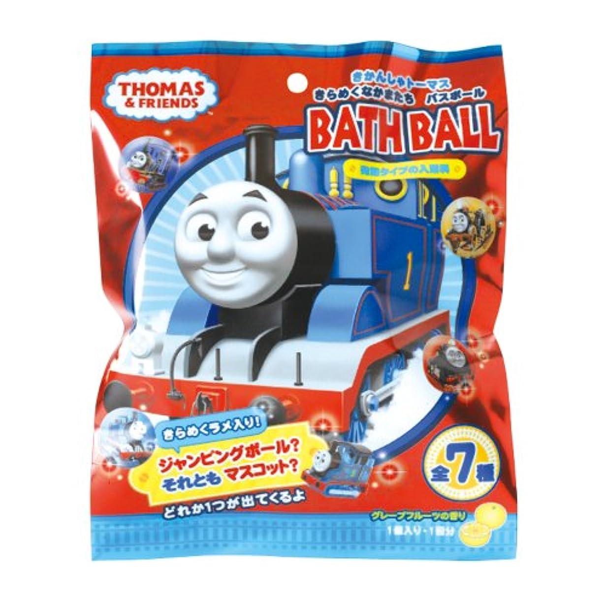 疑問に思う前述の炭水化物きかんしゃトーマス 入浴剤 きらめくなかまたち バスボール おまけ付き グレープフルーツの香り OB-TOB-3-1