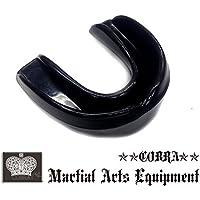 COBRA 薄型マウスピース(ケース付き) MOUTH GUARD BLACK