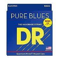 DR PURE BLUES PBVW-40 (40-95) ディーアール エレキベース弦【国内正規品】