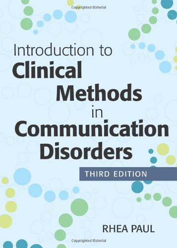 Download Introduction to Clinical Methods in Communication Disorders 1598572865
