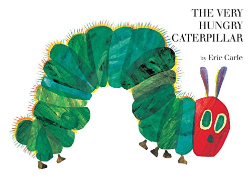 The Very Hungry Caterpillar board bookの詳細を見る