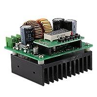 Lovoski 昇圧コンバータ モジュール電源 出力電圧と電流を調節 電源コンバータ