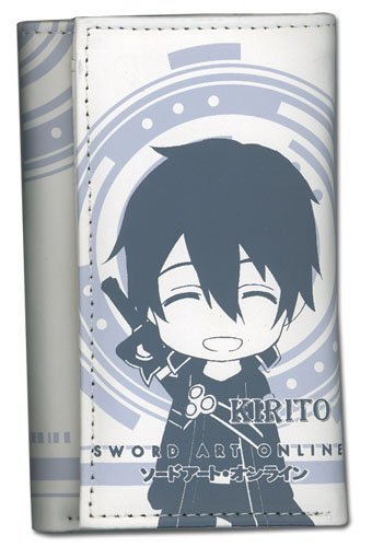 Great Eastern Entertainment Sword Art Online SD Kirito Keyholder Wallet [並行輸入品]