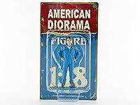 1/18 American Diorama Mechanic - John Inspecting ジョン フィギュア 人形 男性