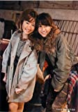 AKB48 公式生写真 前しか向かねえ 店舗特典 TOWER RECORDS 【小嶋陽菜&大島優子】