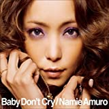 Baby Don'T Cry (Single)