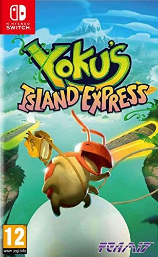 Yoku's Island Express (Nintendo Switch) (輸入版)