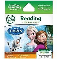 [リープフロッグエンタープライズ]LeapFrog Enterprises LeapFrog Disney Frozen Learning Game 39301 [並行輸入品]