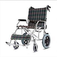 車イス 自走式折りたたみ 車椅子 アルミニウム合金を 伸縮折りたたみ ポータブル 多機能 移動性の低下した人々に適用