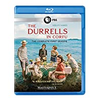 Masterpiece: Durrells in Corfu [Blu-ray] [Import]