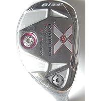 ハイブリッドRight Handed # 8 34度グラファイトシャフト新しいメンズゴルフクラブSenior Flex withヘッドカバー